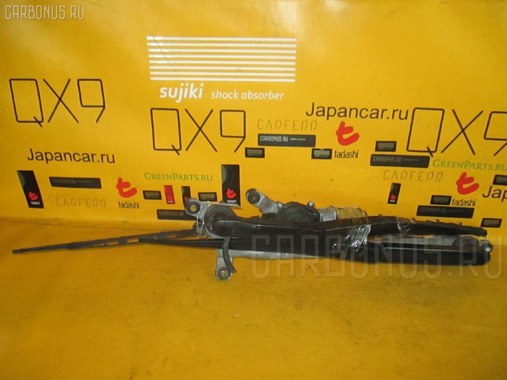 Мотор привода дворников SUBARU LEGACY WAGON BP5. Фото 3