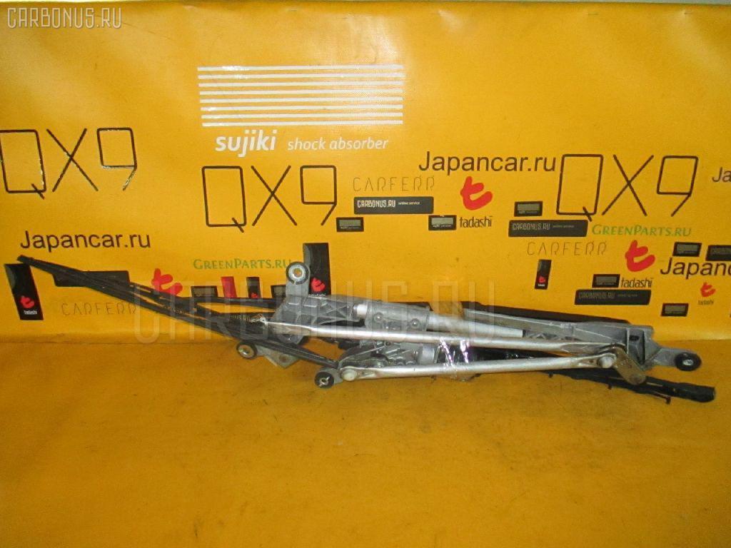 Мотор привода дворников SUBARU LEGACY WAGON BP5. Фото 4