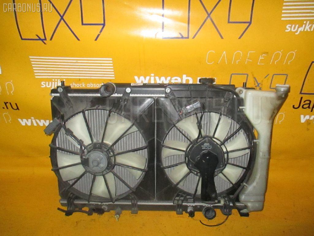 Радиатор ДВС HONDA STREAM RN5 K20B. Фото 5
