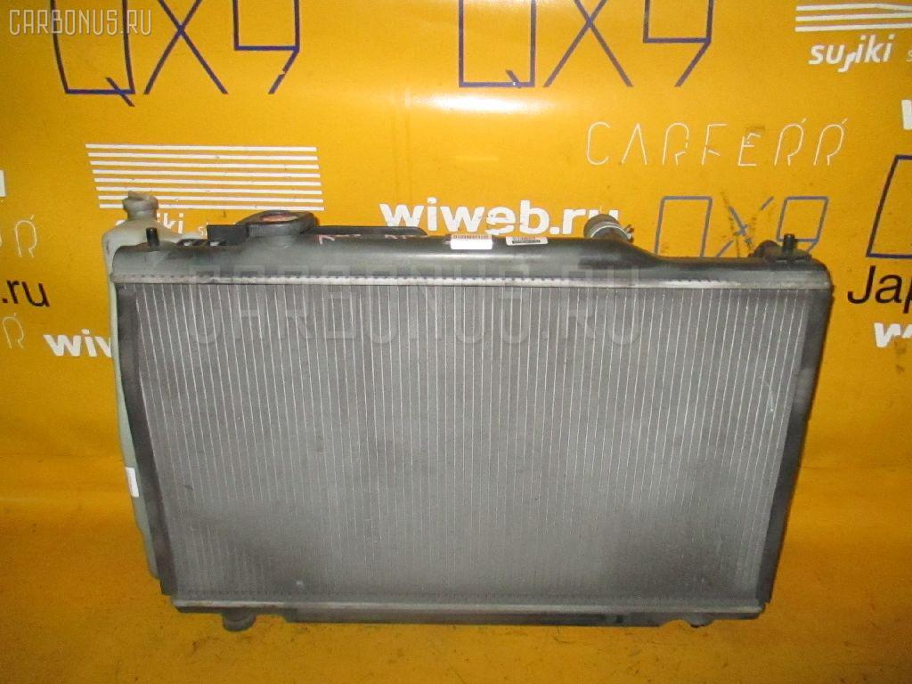 Радиатор ДВС HONDA STREAM RN5 K20B. Фото 6