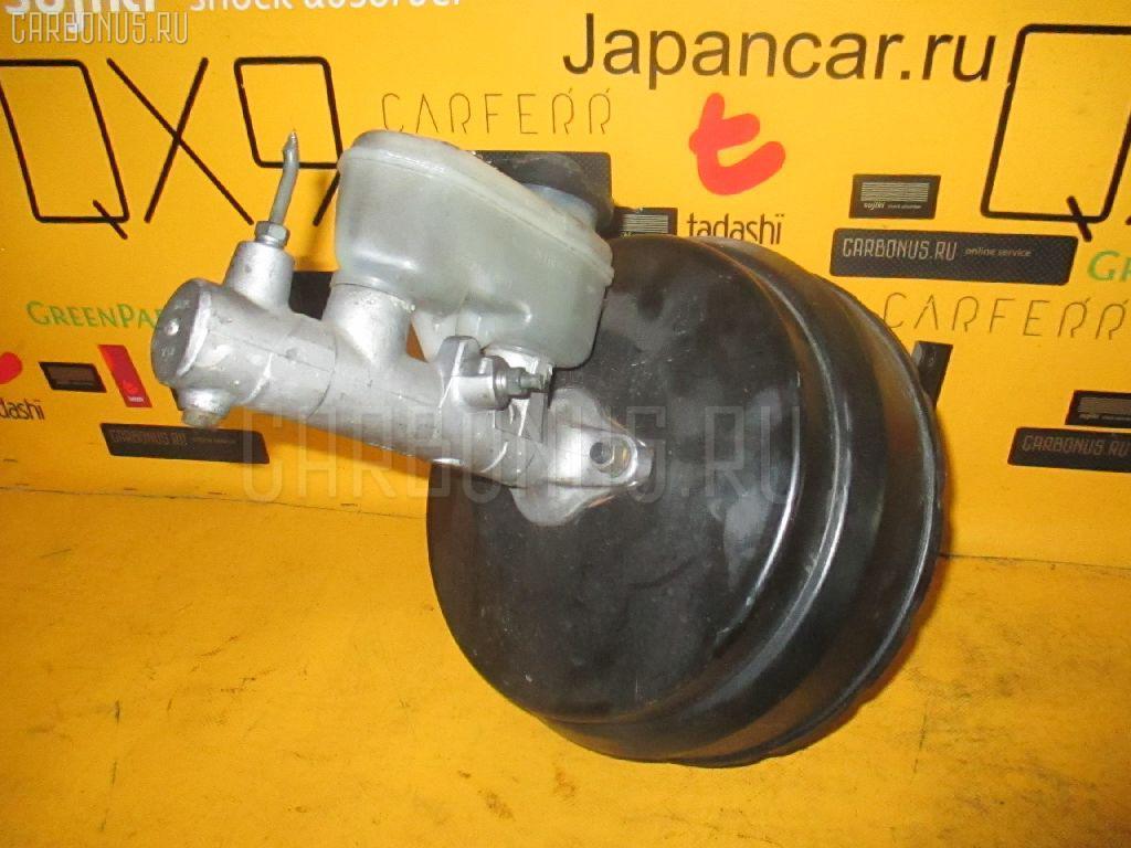 Главный тормозной цилиндр TOYOTA MARK II QUALIS MCV21W 2MZ-FE. Фото 9