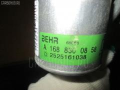 Радиатор кондиционера MERCEDES-BENZ A-CLASS W168.033 166.960 Фото 1