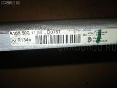 Радиатор кондиционера MERCEDES-BENZ A-CLASS W168.033 166.960 Фото 2