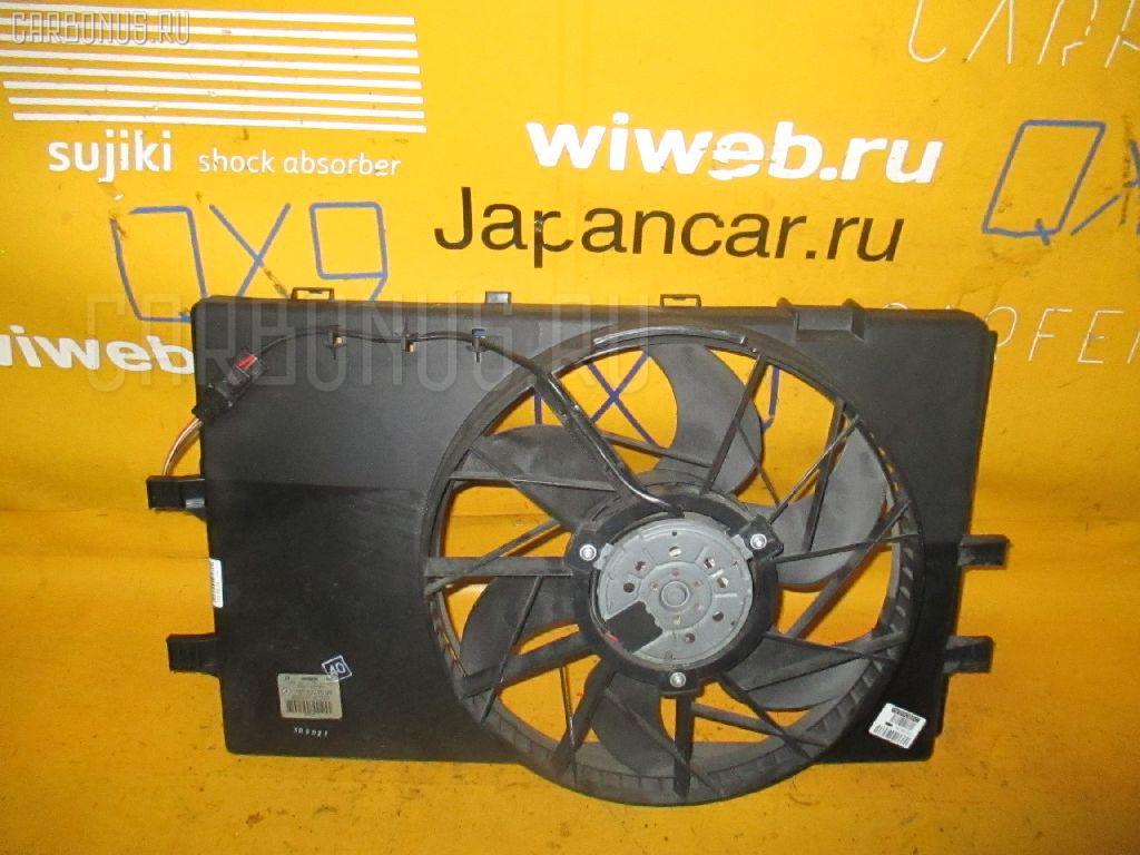 Вентилятор радиатора ДВС MERCEDES-BENZ A-CLASS W168.033 166.960 Фото 2