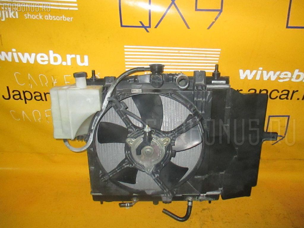 Вентилятор радиатора ДВС Nissan March AK12 CR12DE Фото 1