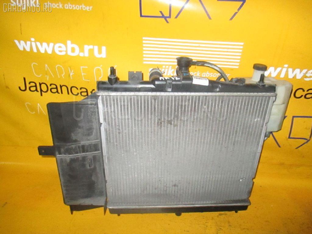 Вентилятор радиатора ДВС NISSAN MARCH AK12 CR12DE Фото 2