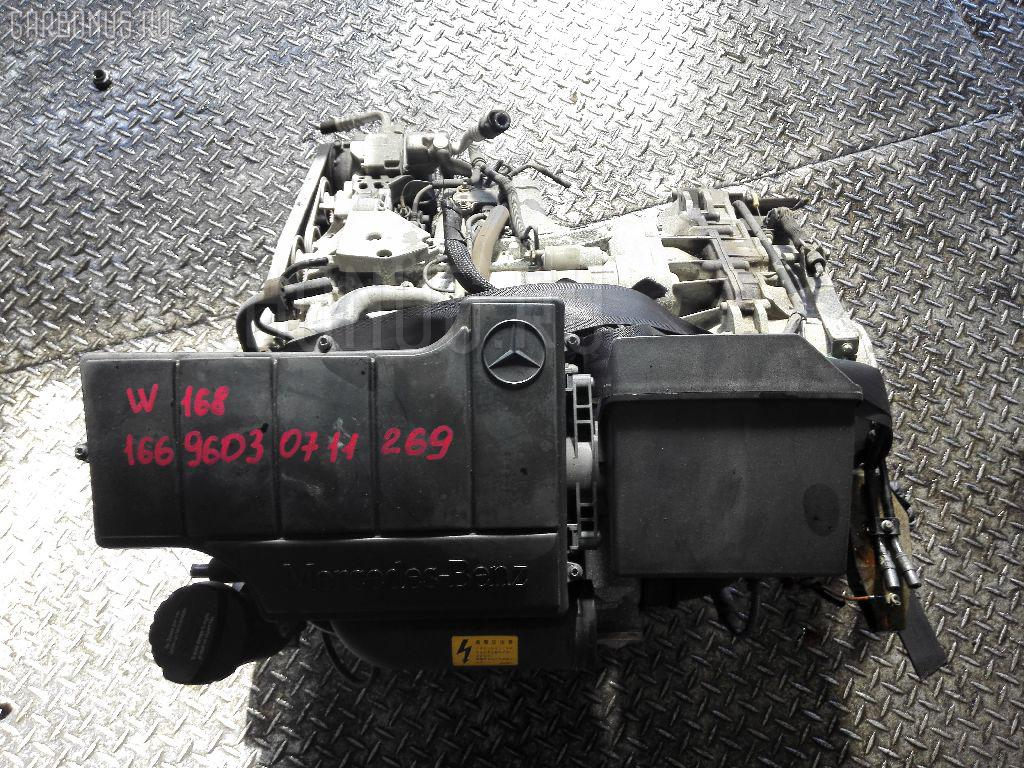 Двигатель MERCEDES-BENZ A-CLASS W168.033 166.960 Фото 7