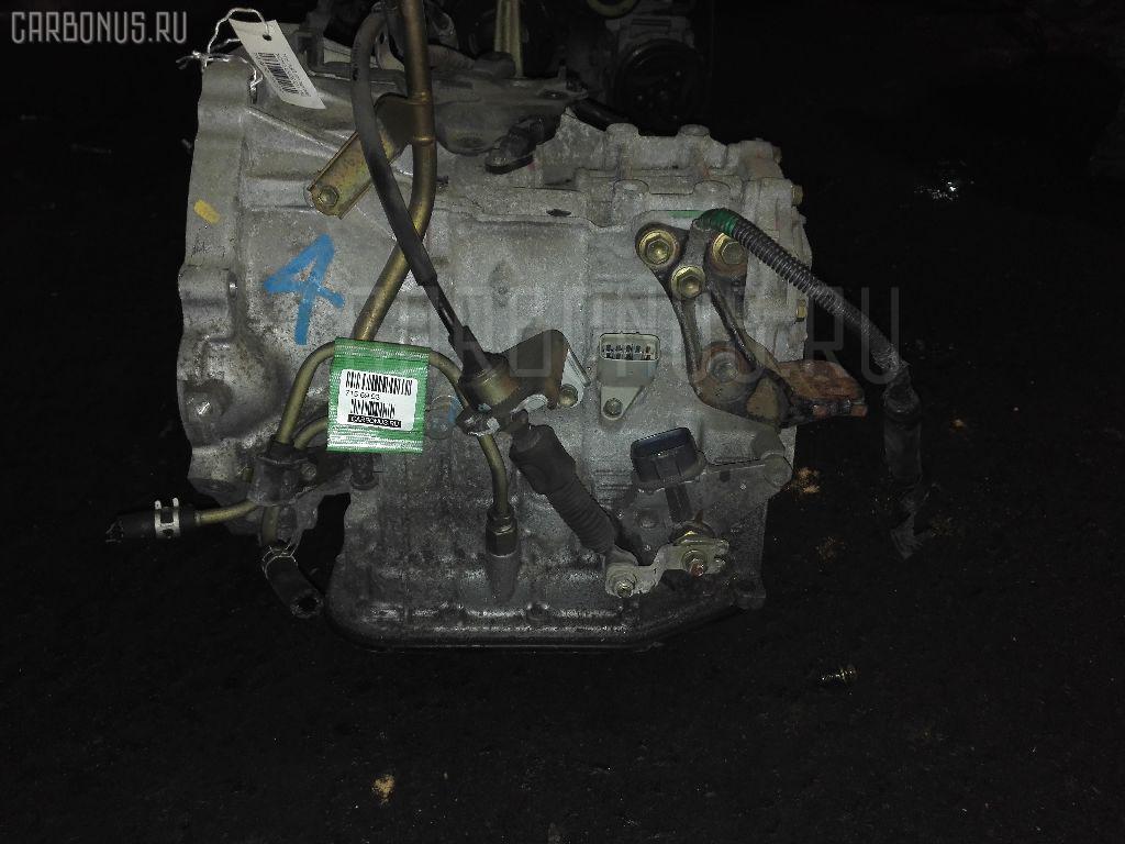 КПП автоматическая TOYOTA PLATZ NCP12 1NZ-FE. Фото 5