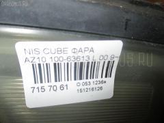 Фара NISSAN CUBE AZ10 Фото 3