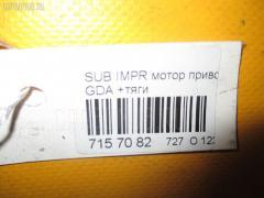 Мотор привода дворников SUBARU IMPREZA GDA Фото 3