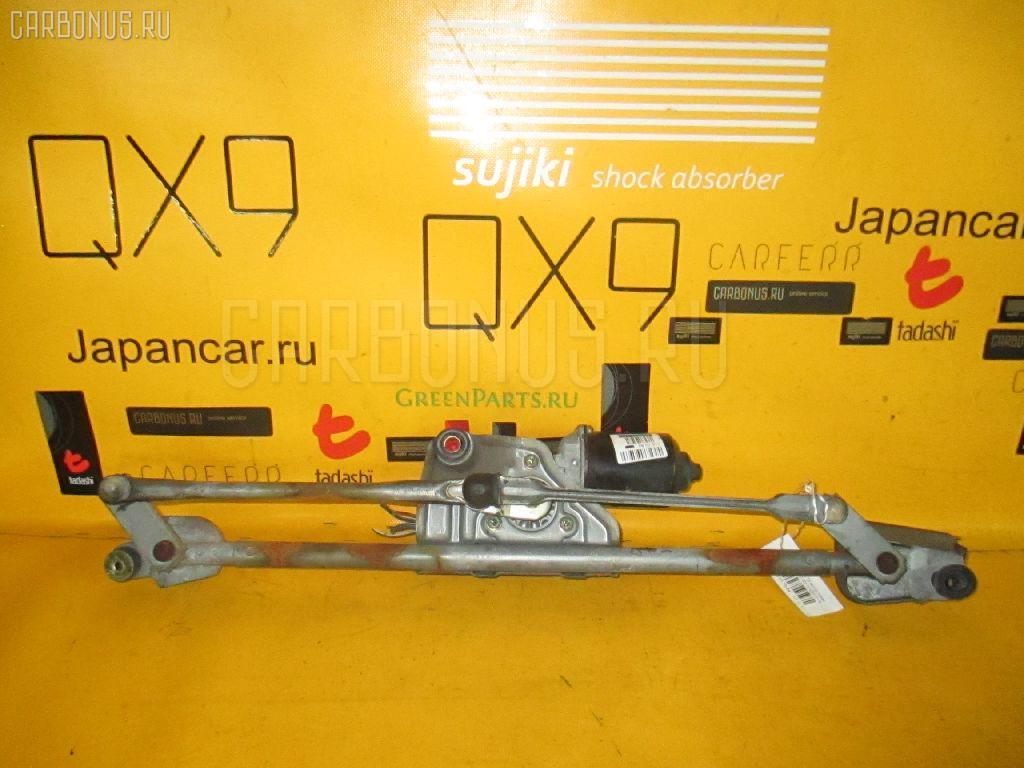 Мотор привода дворников TOYOTA ALTEZZA GXE10. Фото 3