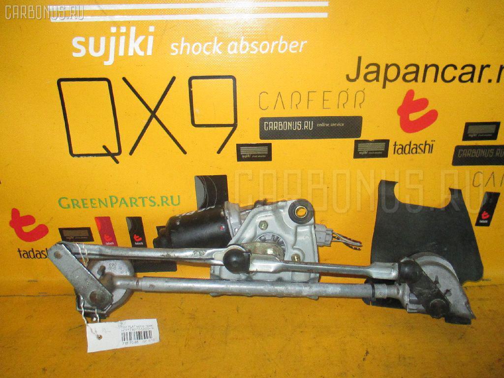 Мотор привода дворников TOYOTA PLATZ NCP12 Фото 2