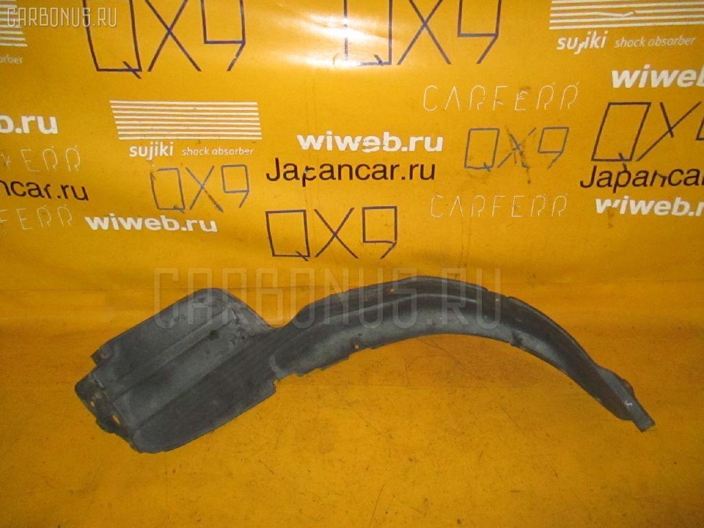 Подкрылок SUZUKI WAGON R SOLIO MA64S K10A. Фото 3