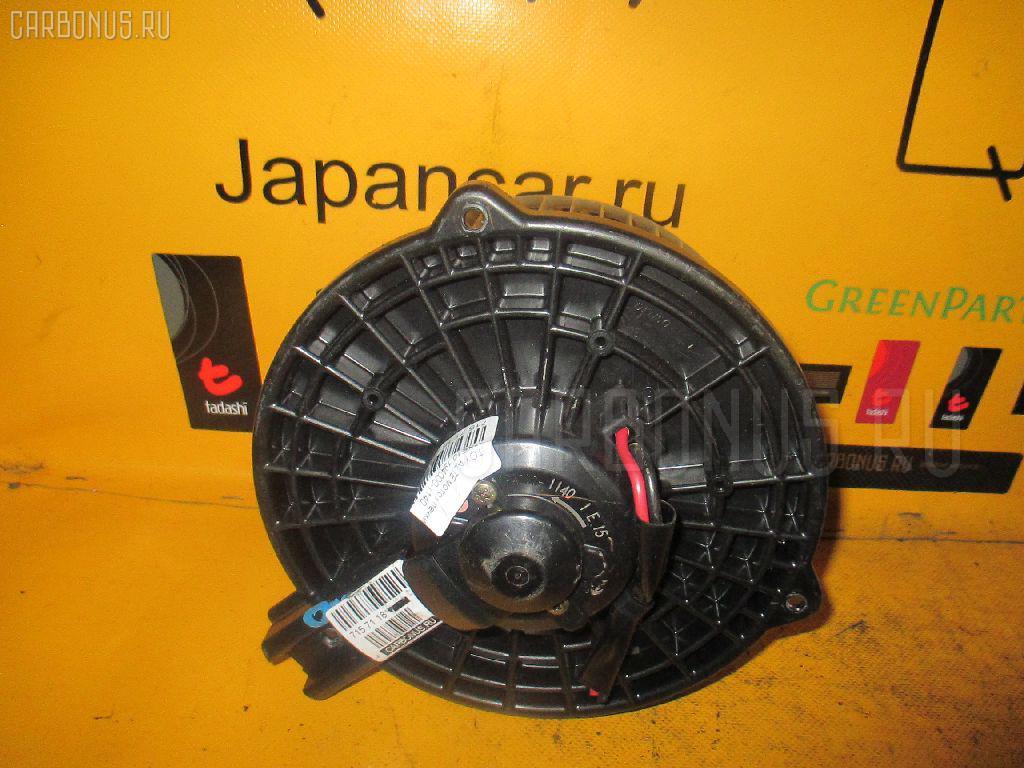 Мотор печки TOYOTA ALTEZZA GXE10 Фото 1