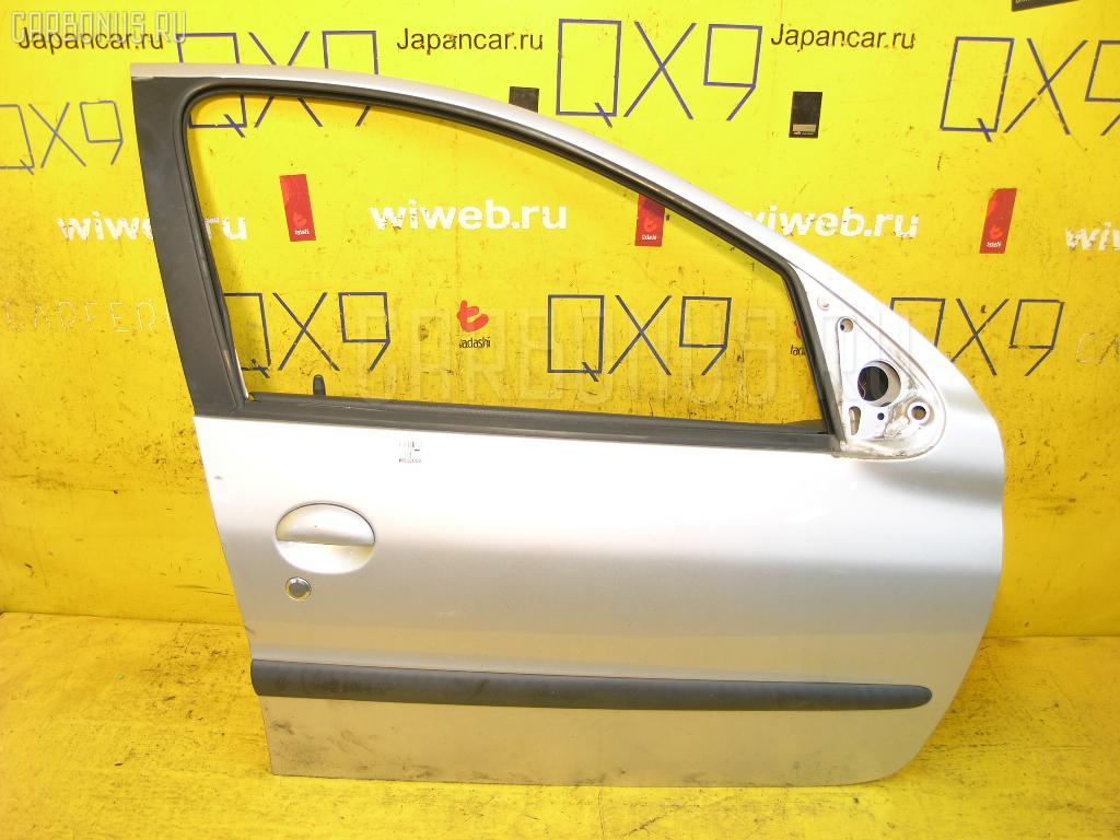 Дверь боковая PEUGEOT 206 2AKFW Фото 1