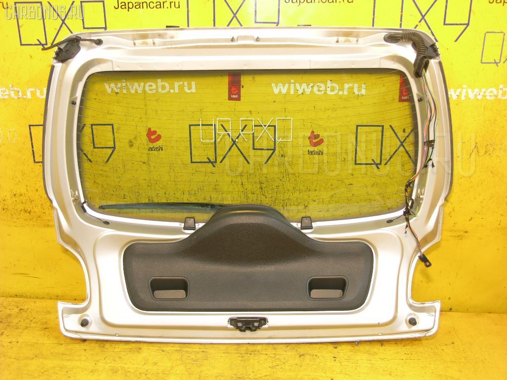 Дверь задняя PEUGEOT 206 2AKFW Фото 3