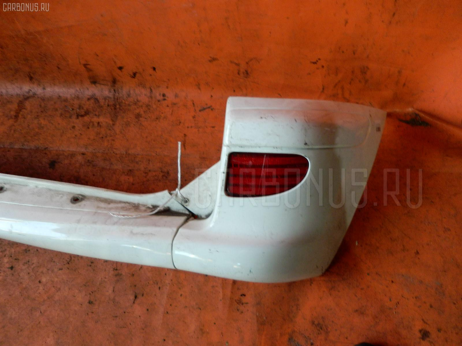 Бампер Toyota Funcargo NCP20 Фото 1