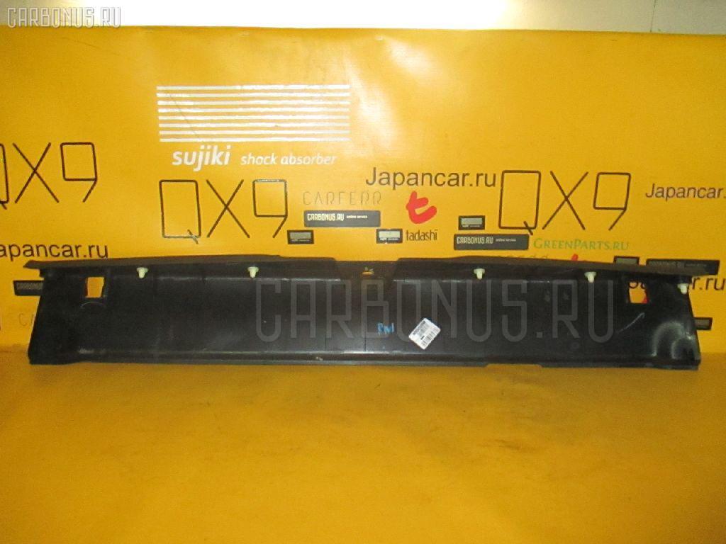 Обшивка багажника HONDA STREAM RN1 Фото 2