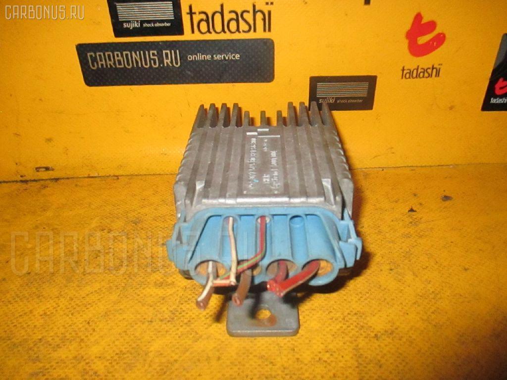 Блок управления вентилятором MERCEDES-BENZ A-CLASS W168.033 166.960. Фото 8