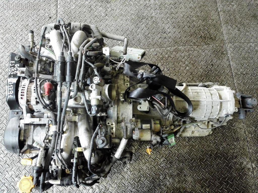 Двигатель SUBARU IMPREZA WAGON GG2 EJ152 Фото 8