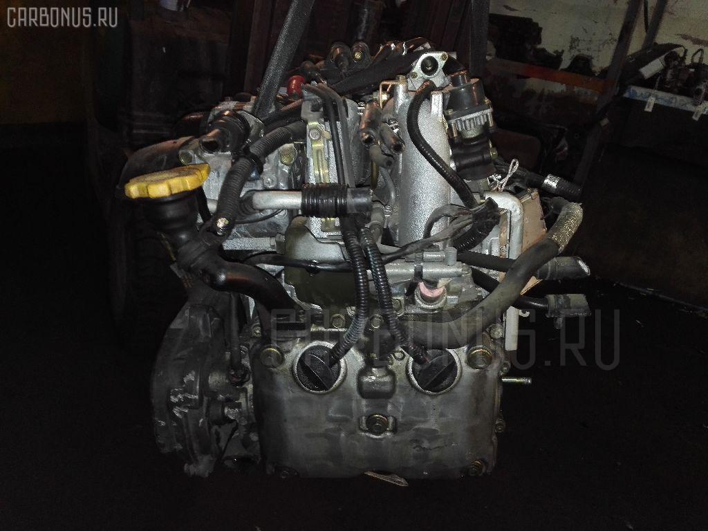 Двигатель SUBARU IMPREZA WAGON GG2 EJ152 Фото 4