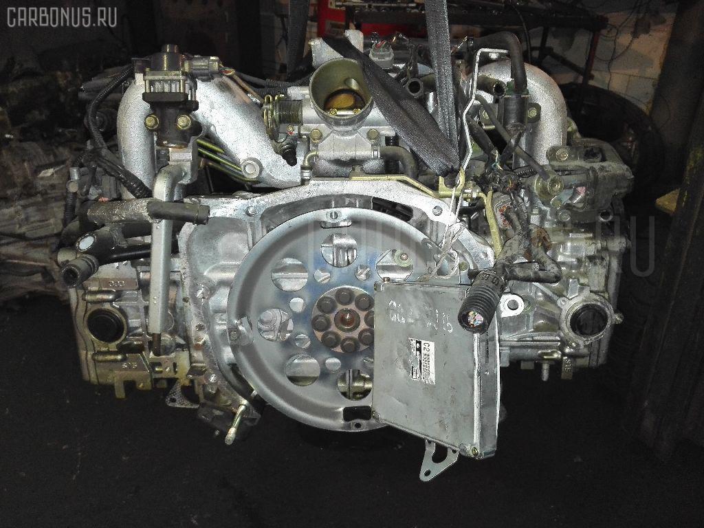 Двигатель SUBARU IMPREZA WAGON GG2 EJ152 Фото 5