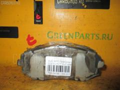 Тормозные колодки SUBARU IMPREZA WAGON GG2 EJ152 Фото 1