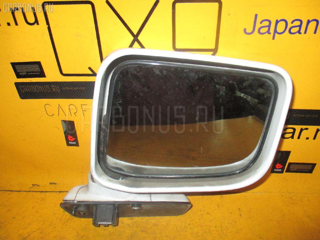 Зеркало двери боковой MITSUBISHI CHARIOT GRANDIS N84W. Фото 6