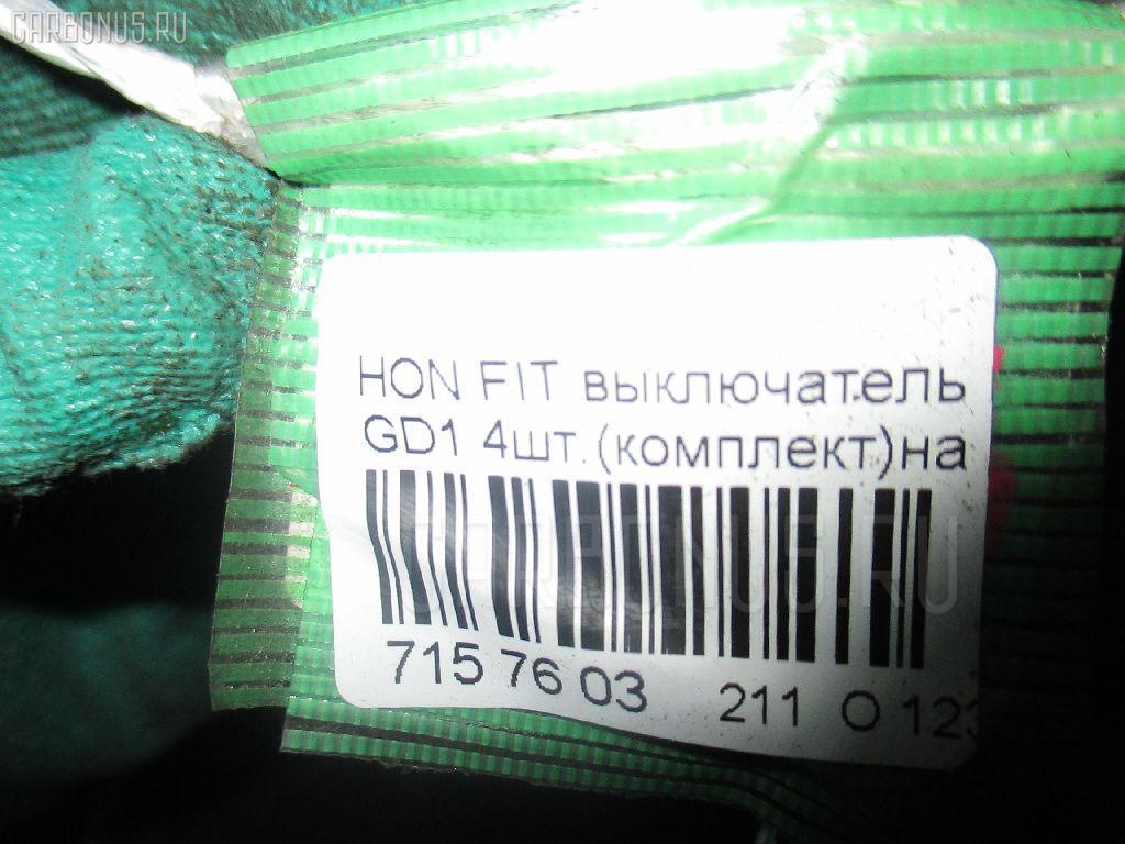 Выключатель концевой HONDA FIT GD1 Фото 3