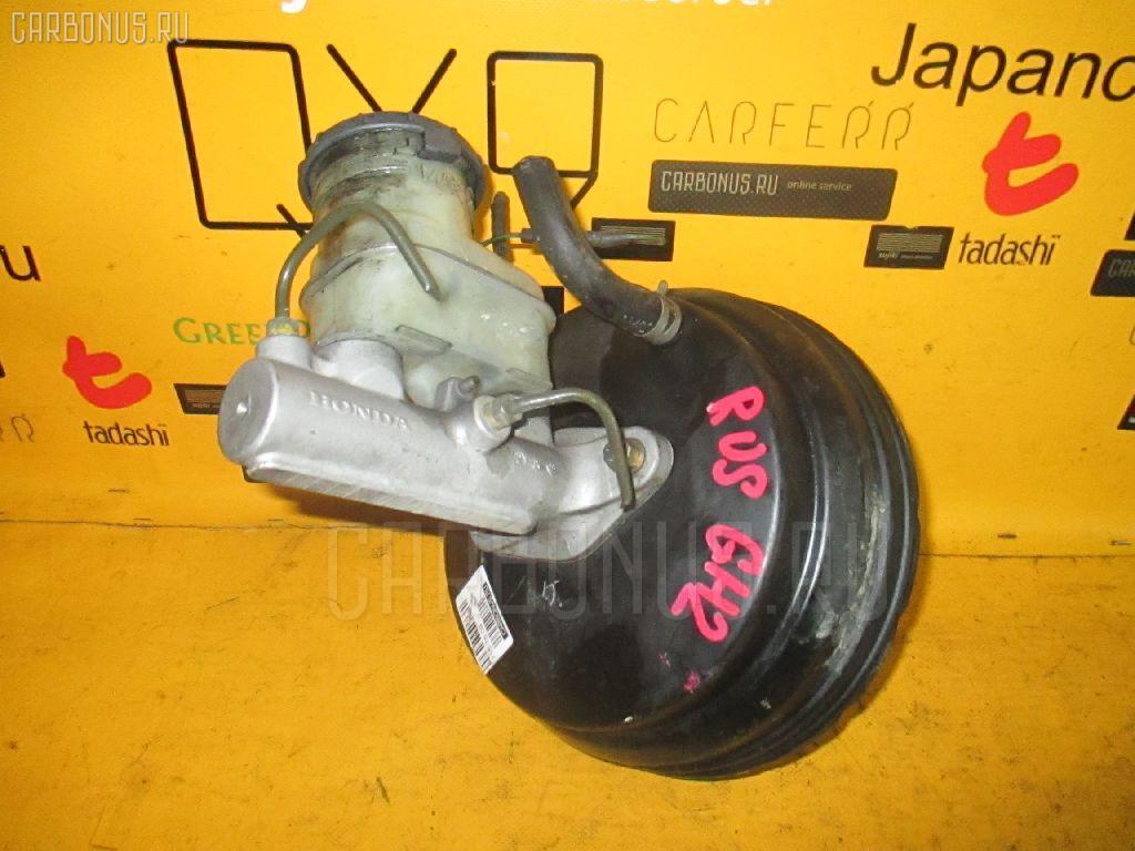 Главный тормозной цилиндр HONDA HR-V GH2 D16A Фото 2