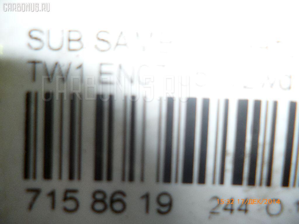 КПП автоматическая SUBARU SAMBAR TW1 EN07 Фото 12