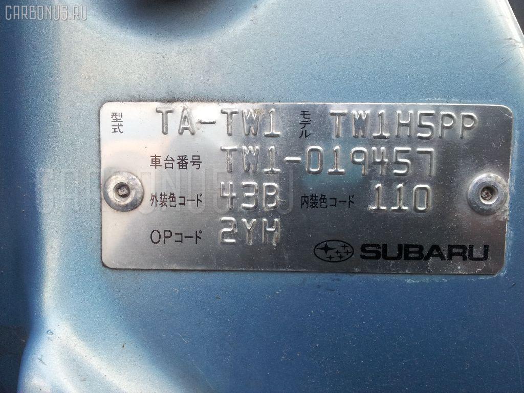 Переключатель поворотов SUBARU SAMBAR TW1 Фото 4