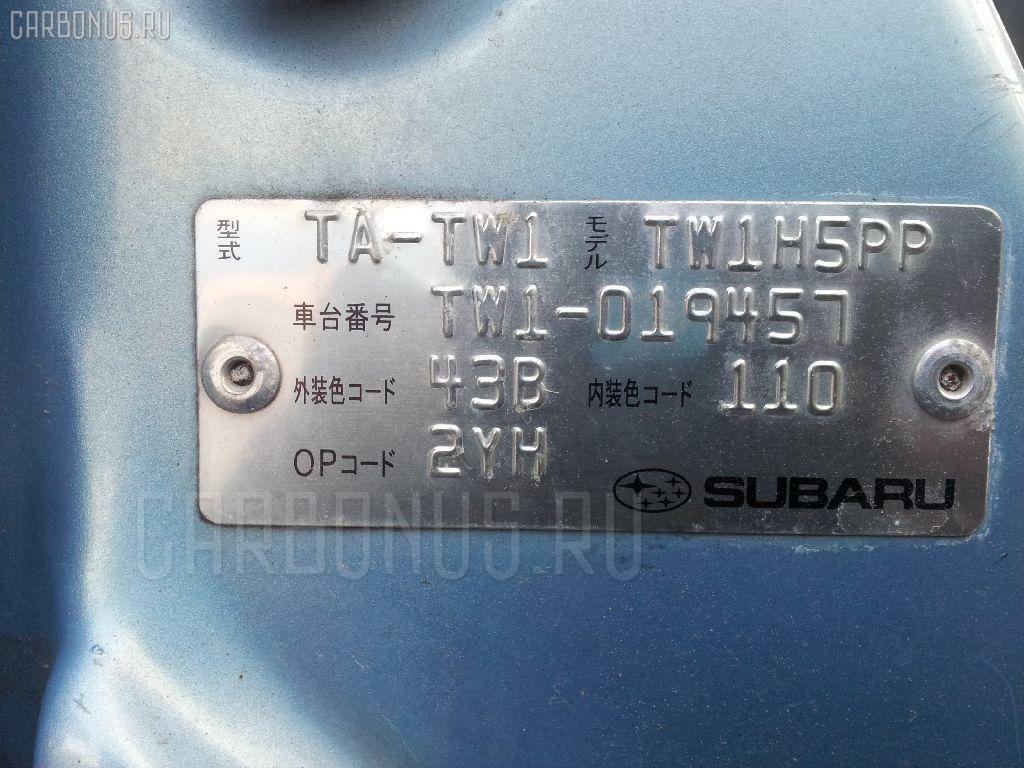 Радиатор печки SUBARU SAMBAR TW1 EN07 Фото 4
