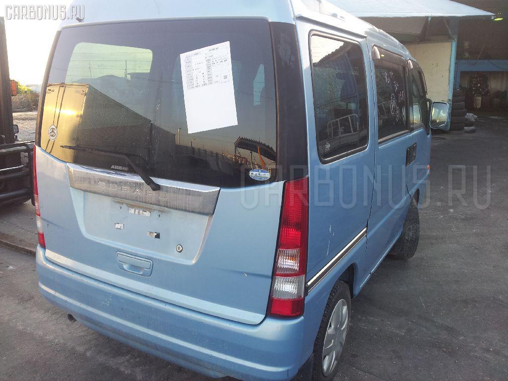 Тросик стояночного тормоза SUBARU SAMBAR TW1 EN07 Фото 2