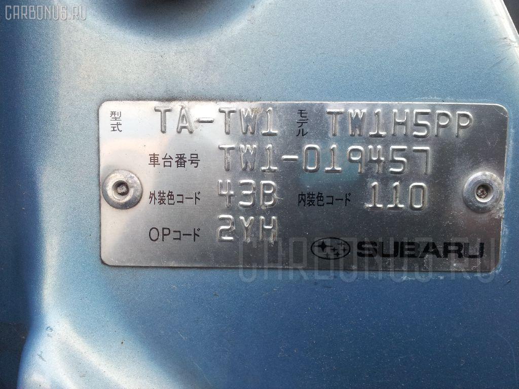 Радиатор кондиционера SUBARU SAMBAR TW1 EN07 Фото 4