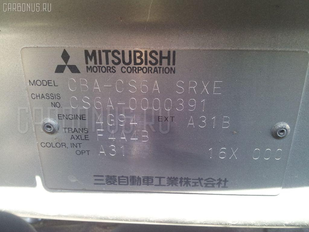 Лямбда-зонд MITSUBISHI LANCER CS6A 4G94 Фото 2