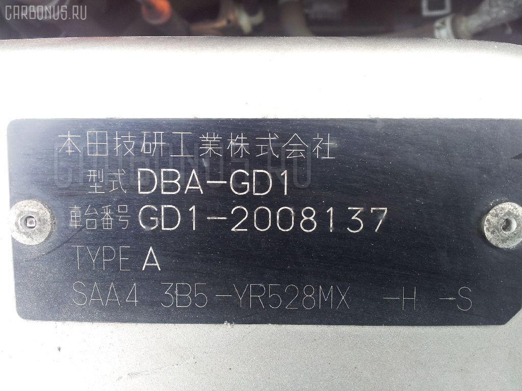 Спидометр HONDA FIT GD1 L13A Фото 3
