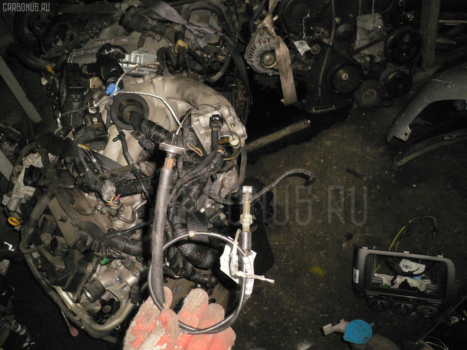 Тросик газа Suzuki Jimny JB33W Фото 1