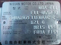 Двигатель NISSAN NOTE E11 HR15DE Фото 22