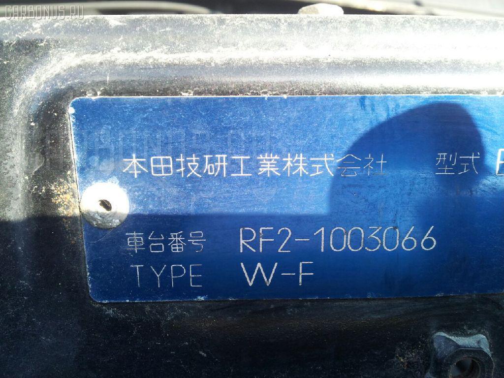 Бачок гидроусилителя HONDA STEPWGN RF2 B20B Фото 5