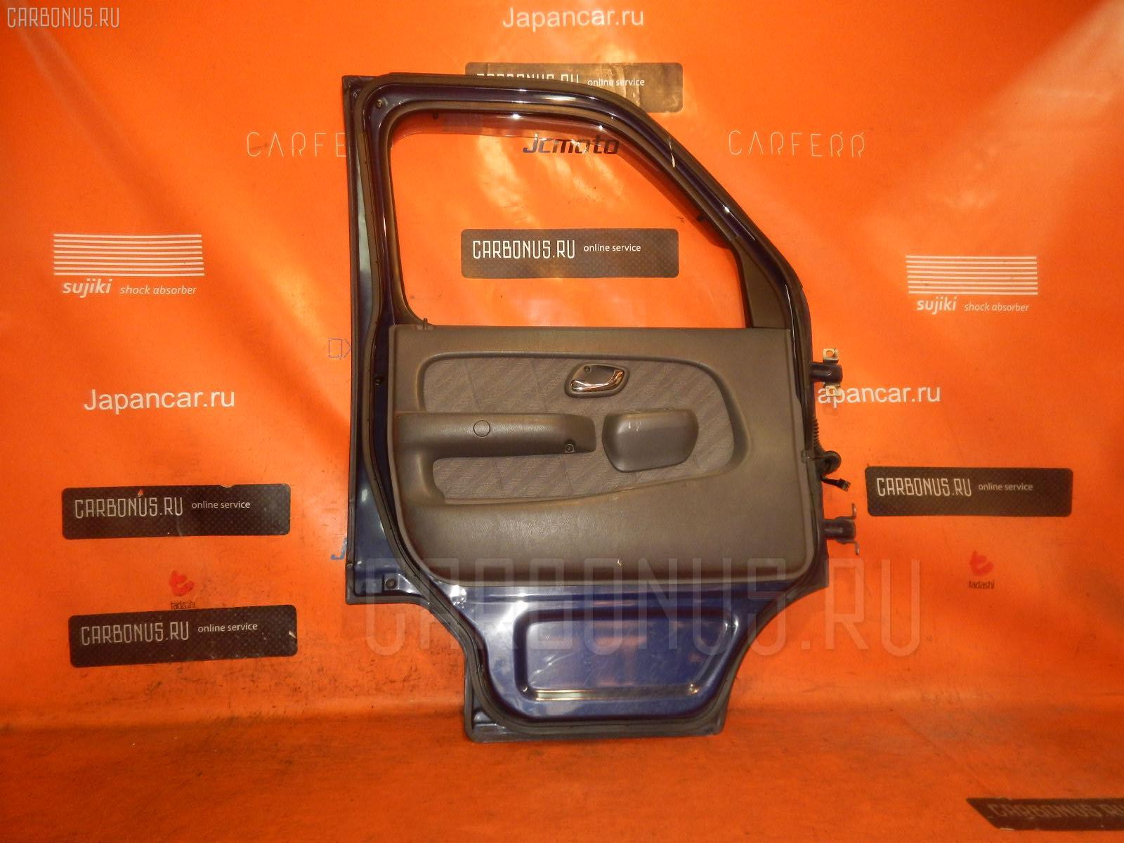 Дверь боковая SUZUKI EVERY DA52V Фото 1