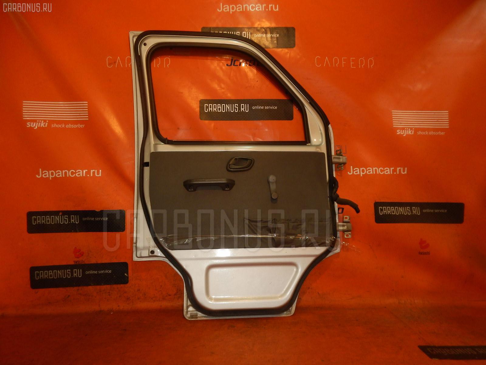 Дверь боковая SUZUKI EVERY DA52V Фото 3