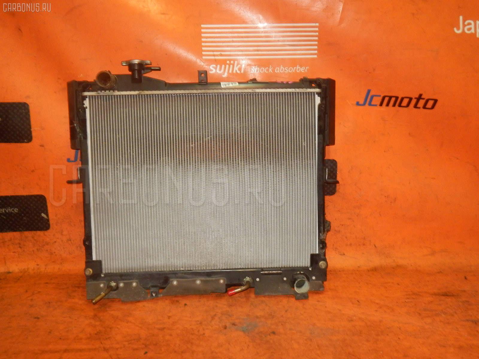 Радиатор ДВС Mazda Titan SYF6T RF-T Фото 1