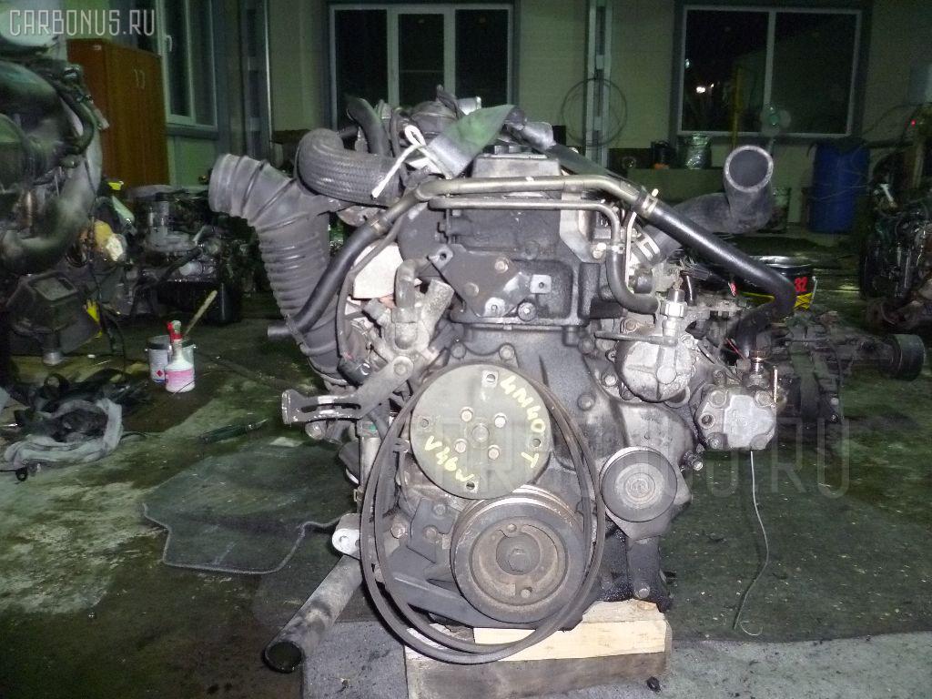 Двигатель MITSUBISHI PAJERO V26W 4M40T. Фото 7