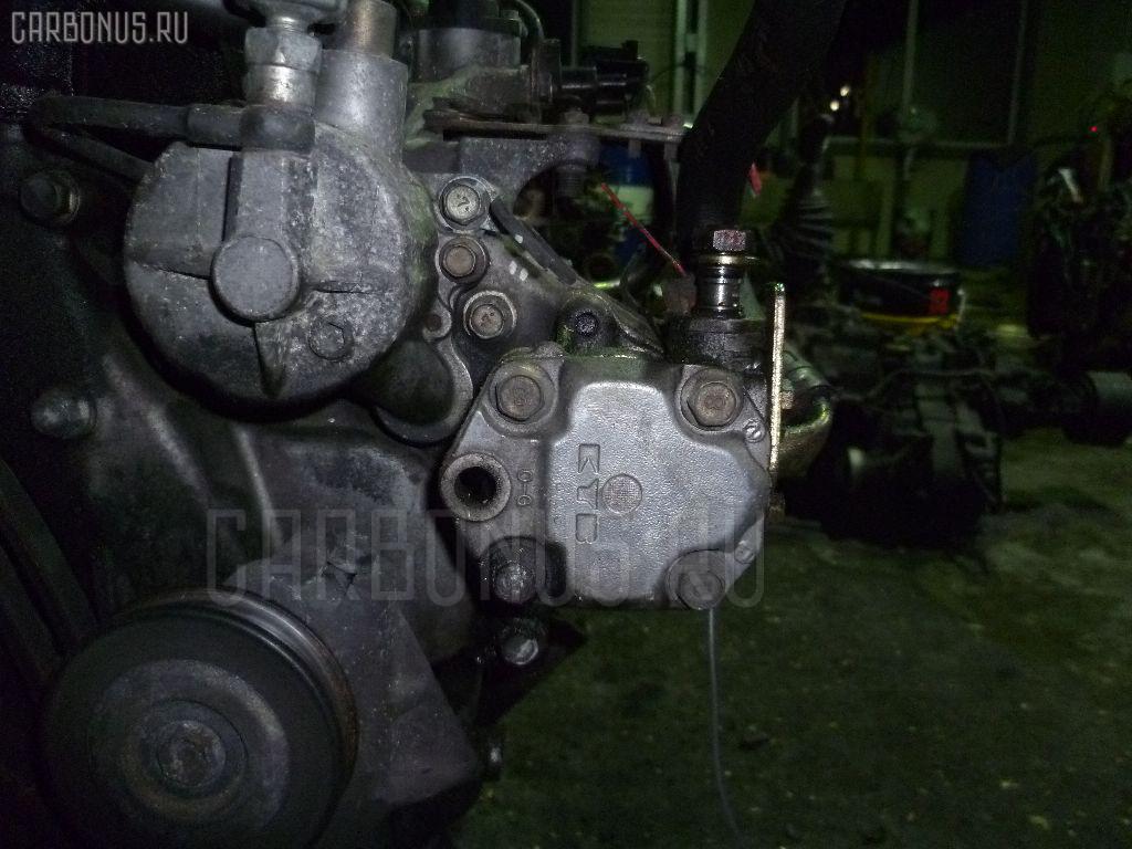 Двигатель MITSUBISHI PAJERO V26W 4M40T. Фото 6