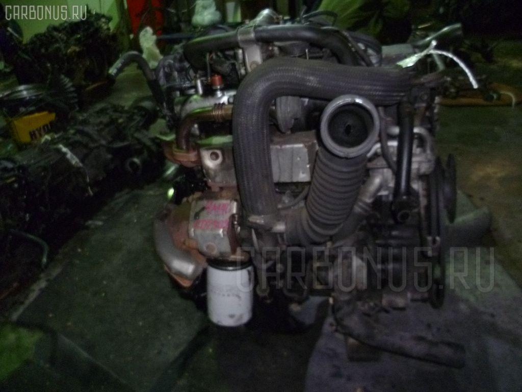 Двигатель MITSUBISHI PAJERO V26W 4M40T. Фото 8