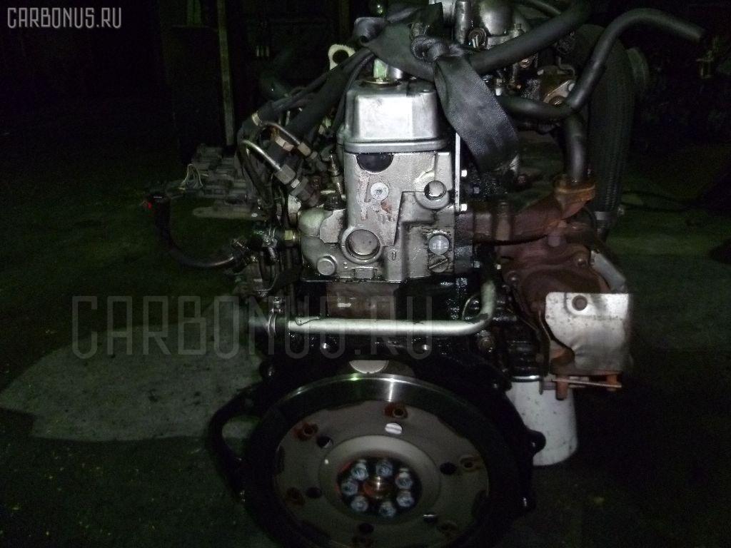 Двигатель MITSUBISHI PAJERO V26W 4M40T. Фото 10
