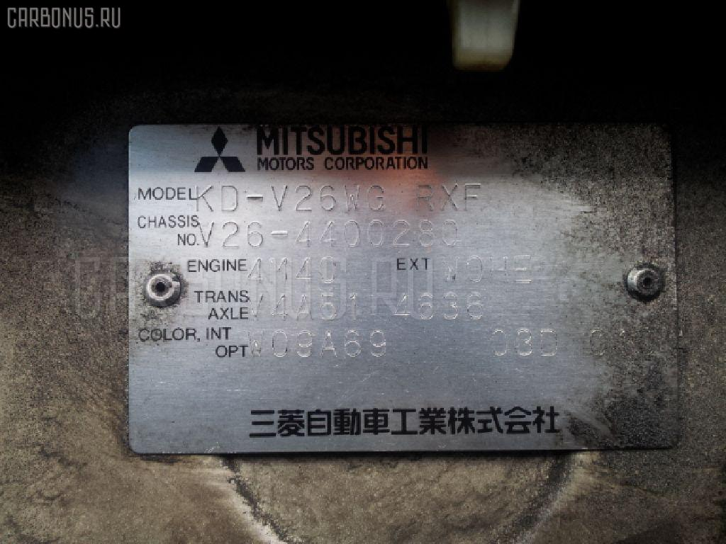 Реле MITSUBISHI PAJERO V26W 4M40T Фото 4