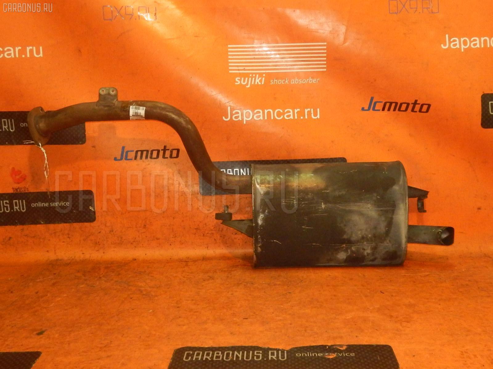 Глушитель TOYOTA CROWN GS151 1G-FE. Фото 6