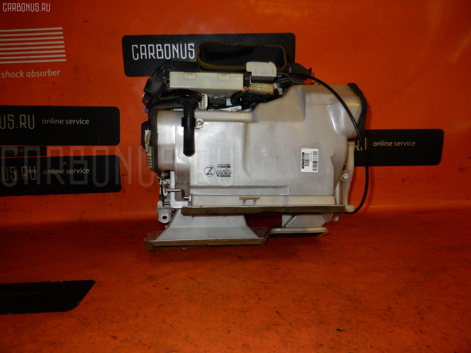 Радиатор печки TOYOTA MARK II GX81 1G-FE. Фото 5